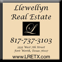 Llewellyn Real Estate Fort Worth Texas